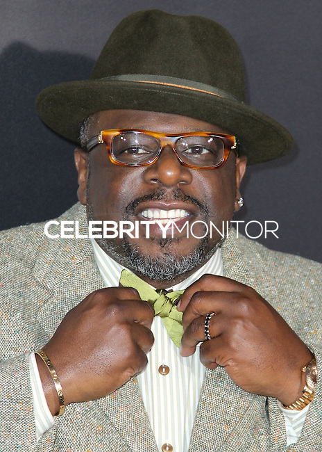 NEW YORK CITY, NY, USA - DECEMBER 03: Cedric the Entertainer arrives at the New York Premiere Of 'Top Five' held at the Ziegfeld Theatre on December 3, 2014 in New York City, New York, United States. (Photo by Celebrity Monitor)