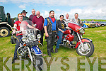 Lixnaw Vintage Rally :Ppictured at the annual vintage rally in Lixnaw on Sunday last were Maurice Mcauliffe, Hawley Flaherty, Bill Kelly, Mike Kennelly, David Foley, Mark Toomey, Paddy Keane & John Foley.