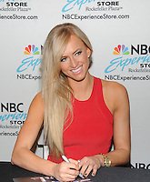 NEW YORK, NY - MARCH 13: Summer Rae attends the E!'s 'Total Divas' meet and greet at the NBC Experience Store on March 13, 2014 in New York City. © HP/Starlitepics. /NortePhoto