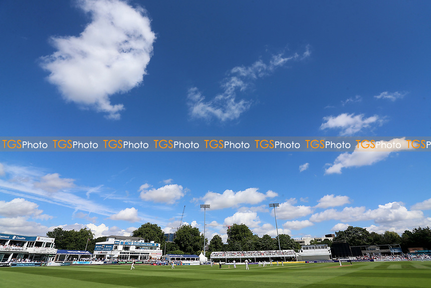 General view of play during during Essex CCC vs West Indies, Tourist Match Cricket at The Cloudfm County Ground on 1st August 2017