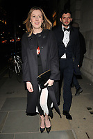 Laura Carmichael and Michael C. Fox at the Services To Film inaugural gala dinner in aid of Walking With The Wounded charity, BAFTA, Piccadilly, London, England, UK, on Tuesday 06 February 2018.<br /> CAP/CAN<br /> &copy;CAN/Capital Pictures