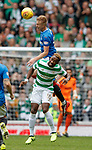 Ross McCrorie and Moussa Dembele