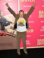 Flea at the Los Angeles premiere for &quot;Baby Driver&quot; at the Ace Hotel Downtown. <br /> Los Angeles, USA 14 June  2017<br /> Picture: Paul Smith/Featureflash/SilverHub 0208 004 5359 sales@silverhubmedia.com