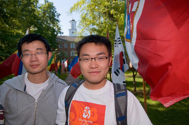 18897The International Street Fair  May 17th, 2008 ...Tu Xu & Zan Zhuo(right)