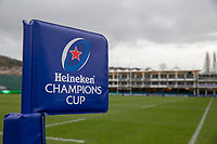 A general view of The Recreationb Ground, home of Bath Rugby<br /> <br /> Photographer Bob Bradford/CameraSport<br /> <br /> European Rugby Heineken Champions Cup Pool 1 - Bath Rugby v Wasps - Saturday 12th January 2019 - The Recreation Ground - Bath<br /> <br /> World Copyright &copy; 2019 CameraSport. All rights reserved. 43 Linden Ave. Countesthorpe. Leicester. England. LE8 5PG - Tel: +44 (0) 116 277 4147 - admin@camerasport.com - www.camerasport.com