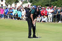 Phil Mickelson (USA) during Round One of the 145th Open Championship, played at Royal Troon Golf Club, Troon, Scotland. 14/07/2016. Picture: David Lloyd | Golffile.<br /> <br /> All photos usage must carry mandatory copyright credit (&copy; Golffile | David Lloyd)