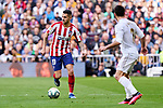 Victor Machin 'Vitolo' of Atletico de Madrid during La Liga match between Real Madrid and Atletico de Madrid at Santiago Bernabeu Stadium in Madrid, Spain. February 01, 2020. (ALTERPHOTOS/A. Perez Meca)