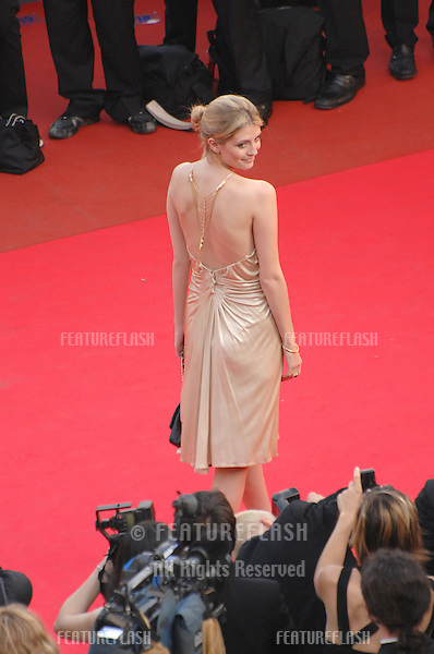 "Mischa Barton at screening for ""Le Schaphandre et le Papillon"" at the 60th Annual International Film Festival de Cannes..May 22, 2007  Cannes, France..© 2007 Paul Smith / Featureflash"