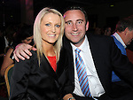 Shane and Susan Hand pictured at the Louth heat of the Rose of Tralee 2012 in the Boyne Valley hotel. Photo: Colin Bell/pressphotos.ie
