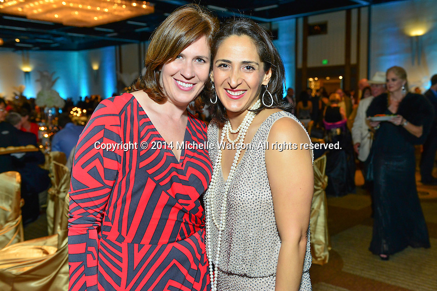 Child Advocates Gala at the Hyatt Regency Hotel