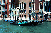 Venice:  #2. The Grand Canal.  Photo '83.