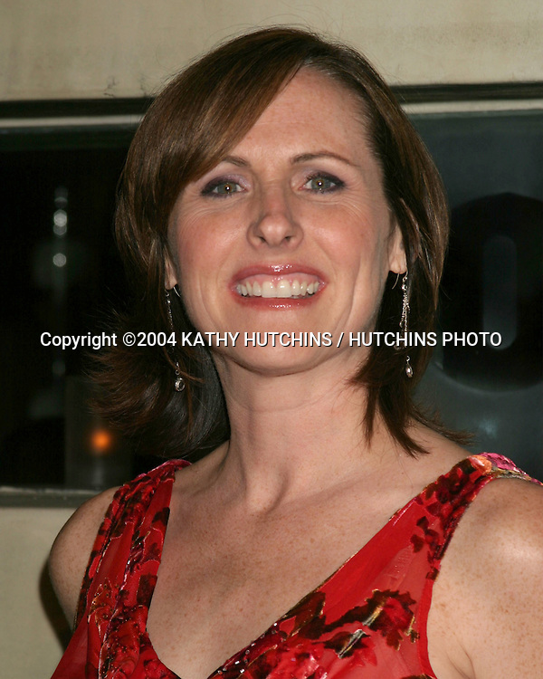 ©2004 KATHY HUTCHINS / HUTCHINS PHOTO.FOX TV TCA WINTER PRESS TOUR.PARTY.LOS ANGELES, CA.JANUARY 16, 2004..MOLLY SHANNON.