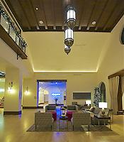 EUS- Alfond Inn Interior - Lobby & Atrium, Winter Park FL 12 13