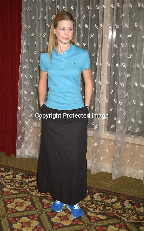 ..Stephanie Gatschet ....at Animal Haven's 36th Annual Going Home Luncheon ..on October 19, 2003 at the Sheraton LaGuardia East Hotel in Flushing New York. Photo by Robin Platzer, Twin Images