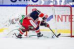 S&ouml;dert&auml;lje 2013-12-12 Ishockey Hockeyallsvenskan S&ouml;dert&auml;lje SK - Mora IK :  <br /> S&ouml;dert&auml;lje 22 Jesper Th&ouml;rnberg  g&ouml;r m&aring;l p&aring; den avg&ouml;rande straffen  straffl&auml;ggningen<br /> (Foto: Kenta J&ouml;nsson) Nyckelord: