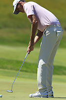 Chesson Hadley (USA) putts on the 14th green during Thursday's Round 1 of the 118th U.S. Open Championship 2018, held at Shinnecock Hills Club, Southampton, New Jersey, USA. 14th June 2018.<br /> Picture: Eoin Clarke | Golffile<br /> <br /> <br /> All photos usage must carry mandatory copyright credit (&copy; Golffile | Eoin Clarke)