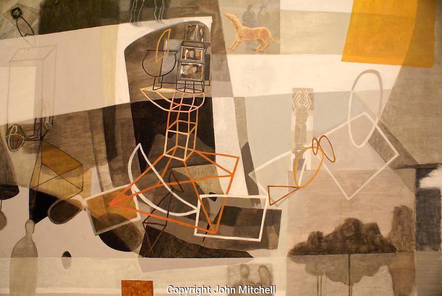 Configuracion Poetica (2006) by Oscar Solas, Museo de Arte de El Salvador (MARTE), San Salvador, El Salvador