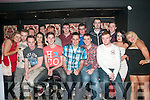 19th Birthday: Conor O'Shaughnessy, Ballyhahill celebrating his 19th birthday with friends at The Mermaids Bar, Listowel on Friday night last.