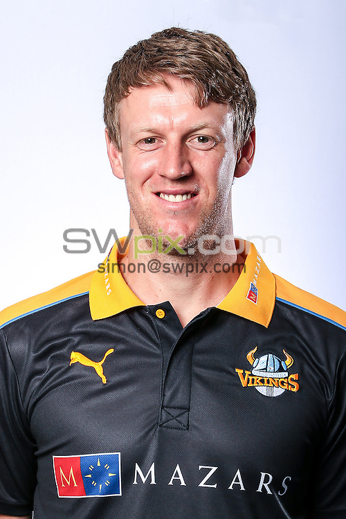 Picture by Alex Whitehead/SWpix.com - 03/04/2015 - Cricket - Yorkshire CCC Headshots - Headingley Stadium, Leeds, England - Yorkshire's Steven Patterson