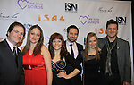 Out With Dad cast -We Love Soaps and The Indie Series Network present the 4th Annual Indie Soap Awards - ISAs on February 19, 2013 from New World Stages, New York City, New York  (Photo by Sue Coflin/Max Photos)