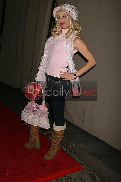Sabrina Parisi<br /> at the Cabana Club Holiday Soiree, Cabana Club, Hollywood, CA. 12-01-09<br /> David Edwards/DailyCeleb.Com 818-249-4998