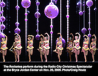 The Rockettes perform the Radio City Christmas Spectacular. Photo/Craig Houtz