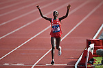Rose Chelimo (BRN), <br /> AUGUST 26, 2018 - Athletics - Marathon : Women's Marathon at Gelora Bung Karno Main Stadium during the 2018 Jakarta Palembang Asian Games in Jakarta, Indonesia. <br /> (Photo by MATSUO.K/AFLO SPORT)