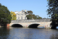 Bedford, UK - Bedford's Town Bridge over the River Great Ouse -  A selection of views of the county town of Bedford, England - 15th September 2012..Photo by Keith Mayhew