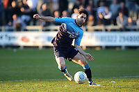 Max Kretzschmar of Woking in action during Dartford vs Woking, Vanarama National League South Football at Princes Park on 23rd February 2019