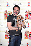 Steve Kazee (Once) .backstage at Broadway Barks 14 at the Booth Theatre on July 14, 2012 in New York City. Marking its 14th anniversary, Broadway Barks!, founded by Bernadette Peters and Mary Tyler Moore helps many of New York City's shelter animals find permanent homes and also inform New Yorkers about the plight of the thousands of homeless dogs and cats in the metropolitan area.