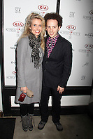 Tess Hunt, Josh Sussman<br /> KIA SUPPER SUITE BY STK hosts a cast dinner for films, THE OVERNIGHT, TANGERINE & ANIMALS, Handle Restaurant and Bar, Park City, UT 01-24-15<br /> David Edwards/DailyCeleb.com 818-915-4440