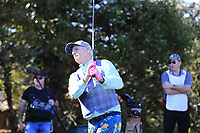 Bill Murray team leader at the 3M Celebrity Challenge during Wednesday's Pracitce Day of the 2018 AT&amp;T Pebble Beach Pro-Am, held over 3 courses Pebble Beach, Spyglass Hill and Monterey, California, USA. 7th February 2018.<br /> Picture: Eoin Clarke | Golffile<br /> <br /> <br /> All photos usage must carry mandatory copyright credit (&copy; Golffile | Eoin Clarke)