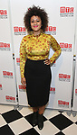 Lileana Blain-Cruz attends the 2017 Manhattan Theatre Club Fall Benefit honoring Hal Prince on October 23, 2017 at 583 Park Avenue in New York City.