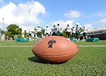 Tulane Fall Football 2012