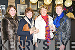 Changes: Attending the pre Christmas party ar Changes Hair dressing salon in Listowel on the 5th December wereEvelyn O'Connell, Helen Tierney, Liz Galvin & Kathy Kennelly.
