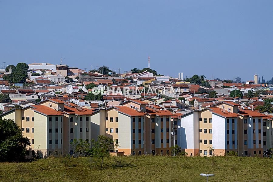 Conjunto habitacional, cidade Marilia, Sao Paulo. 2016. foto de Daniel Cymbalista.