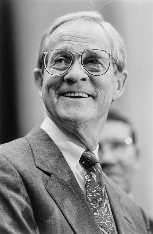Rep. William F. Goodling, R-Pa. in Nov., 1994. (Photo by Chris Martin/CQ Roll Call)