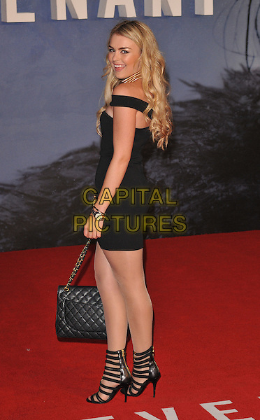 Tallia Storm attends the &quot;The Revenant&quot; UK film premiere, Empire cinema, Leicester Square, London, UK, on Thursday 14 January 2016.<br /> CAP/CAN<br /> &copy;Can Nguyen/Capital Pictures