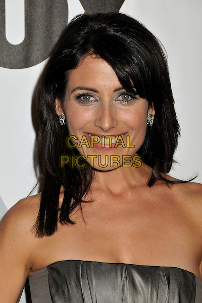 LISA EDELSTEIN.FOX All-Star Winter 2009 TCA Party at My House Night Club, Hollywood, California, USA..January 13th, 2009.headshot portrait grey gray silver strapless .CAP/ADM/BP.©Byron Purvis/AdMedia/Capital Pictures.