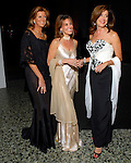 Donna Gardner, Annie Amante and Vesta Frommer at the Museum of Fine Arts Grand Gala Ball Friday Oct. 13,2006.(Dave Rossman/For the Chronicle)&amp;#xA;&amp;#xA;Frommer 713 523-0110<br />
