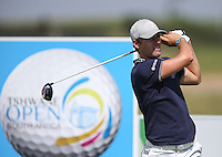 Andrea Pavan (ITA) unable to produce a round under 70 and will miss the weekend after Round Two of The Tshwane Open 2014 at the Els (Copperleaf) Golf Club, City of Tshwane, Pretoria, South Africa. Picture:  David Lloyd / www.golffile.ie