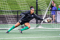Boston, MA - Friday July 07, 2017: Abby Smith during a regular season National Women's Soccer League (NWSL) match between the Boston Breakers and the Chicago Red Stars at Jordan Field.