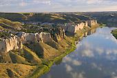 White Cliffs along Missouri River