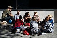 Occupy Sydney Free School 31.03.12