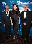 Cameron Mackintosh, Sarah Brightman, Hal Prince attending the 'Phantom of the Opera' - 25 Years on Broadway Gala Performance at the Majestic Theatre in New York City on 1/26/2013