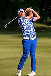 Scott Hend of Australia plays an approach shot during the 58th UBS Hong Kong Golf Open as part of the European Tour on 09 December 2016, at the Hong Kong Golf Club, Fanling, Hong Kong, China. Photo by Marcio Rodrigo Machado / Power Sport Images