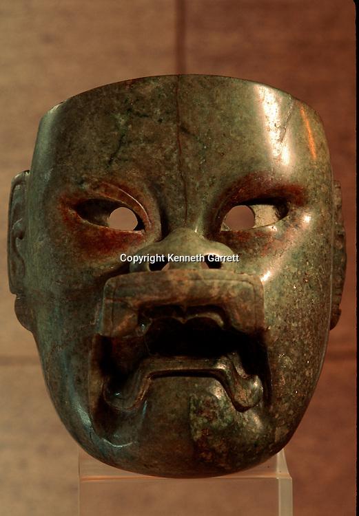Olmec, Ancient Cultures; The Americas; jade; Ceremony; Dumbarton Oaks Museum; Washington; DC