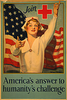 Vintage Poster Art Washington DC