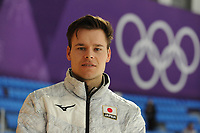 OLYMPIC GAMES: PYEONGCHANG: 13-02-2018, Gangneung Oval, Long Track, 1500m Men, Rienk Nauta, ©photo Martin de Jong
