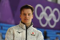 OLYMPIC GAMES: PYEONGCHANG: 13-02-2018, Gangneung Oval, Long Track, 1500m Men, Rienk Nauta, ©photo Martin de Jong